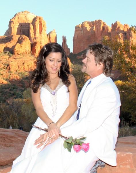 sedona elopement weddings packages